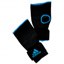 Adidas Inner Gloves With Lining - Black/Blue_S