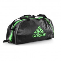 Adidas Super Boxing Sports Bag - Black/Green