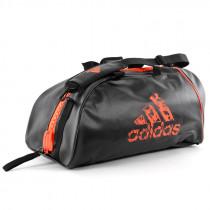 Adidas Super Boxing Sports Bag - Black/Orange