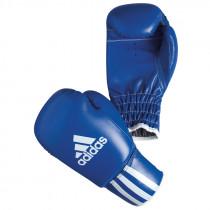 Adidas Rookie Children Boxing Gloves - Blue