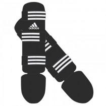 Adidas Good Shin Guards - Black/White