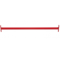 KBT Playground High Bar - 90 cm - Red
