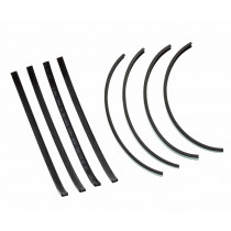 Aquaplay 120 Canal Systems - Rubber Sealings, 8 Pcs