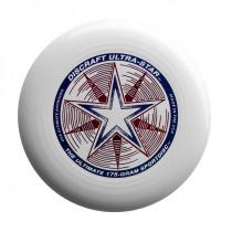 Discraft Ultra Star Frisbee - White