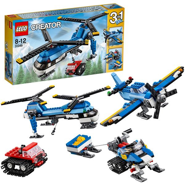 Lego 31049 Creator Helicopter
