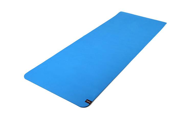 Reebok Yoga Mat 173 X 63 X 0 6 Cm Blue Online Justathlete Com